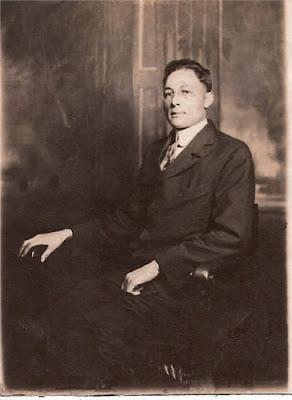 Betty's father, Dorson Louis Charbonnet