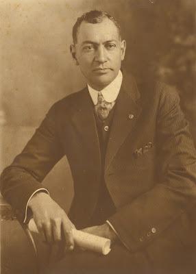 Betty's grandfather, Louis Charbonnet Senior